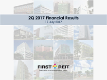 2Q 2017 Financial Results