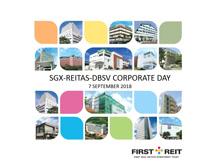 SGX-REITAS-DBSV Corporate Day